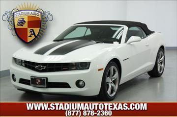 Stadium Auto Texas